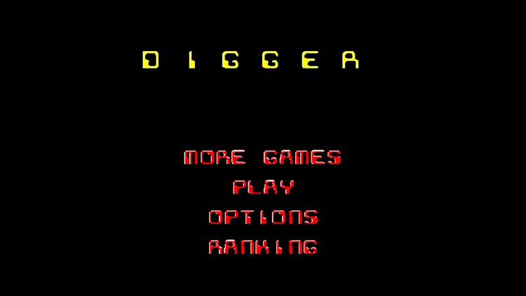 Digger - Classic Arcade screenshot-3