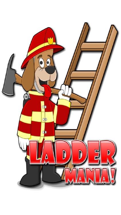 Ladder Mania!™ - Fireman Rescue screenshot-4