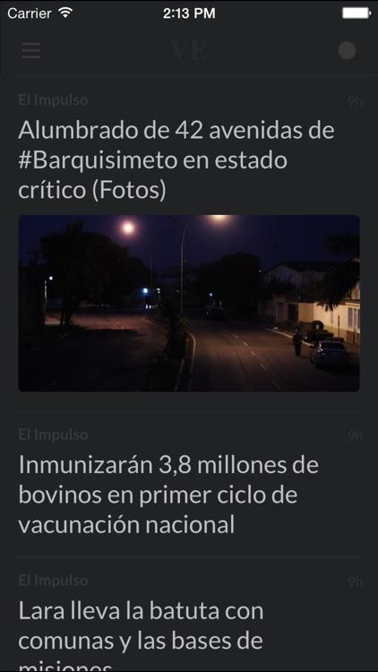 Periódicos VE - Los mejores diarios y noticias de la prensa en Venezuela screenshot-4