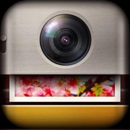 Old Camera 8 - Vintage filtres photographiques en noir et blanc et éditeur des effets