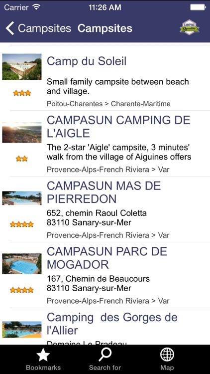 Camping Qualité Guide