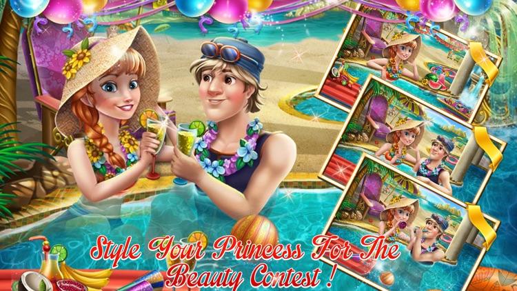 Prince and Princess pool celebration screenshot-3