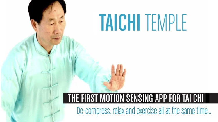 Taichi Temple - Learn Tai Chi & Qi Gong with Motion Tracking screenshot-0