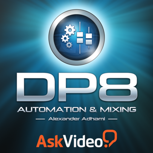 AV for Digital Performer 8 103 - Automation and Mixing