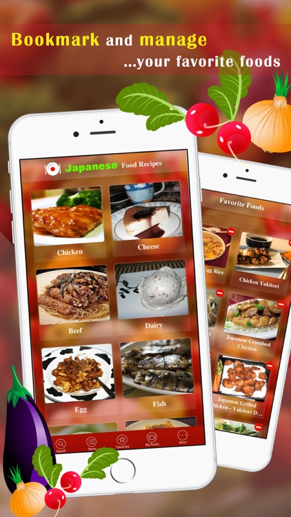 Japanese Food Recipes screenshot-3