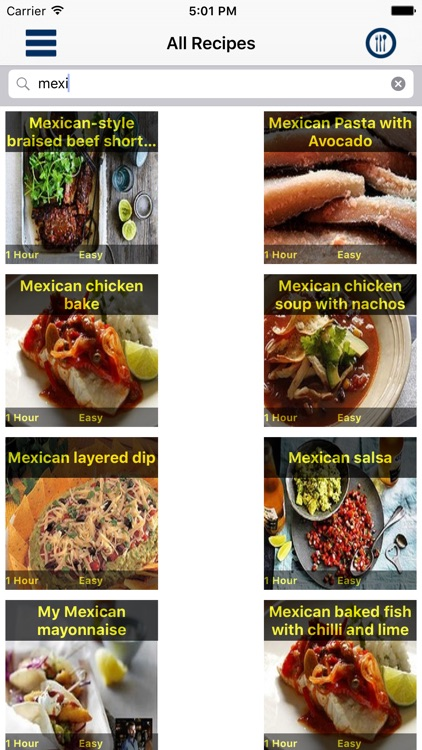 Recipes Book Free screenshot-3