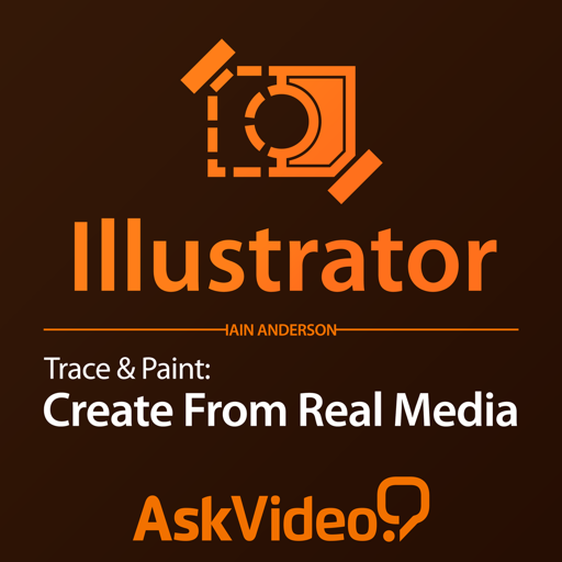 AV for Illustrator CC 106 - Trace and Paint