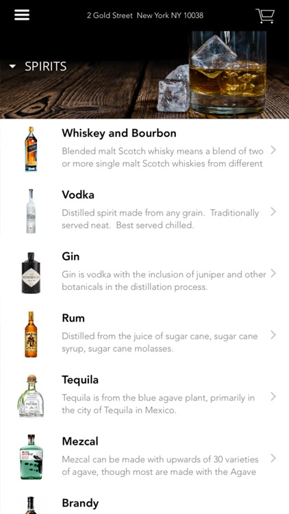 SWILL - Simple Fast Alcohol Delivery - The Liquor Store in Your Pocket