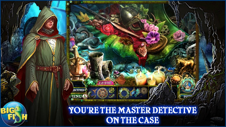Dark Parables: The Little Mermaid and the Purple Tide - A Magical Hidden Objects Game (Full)