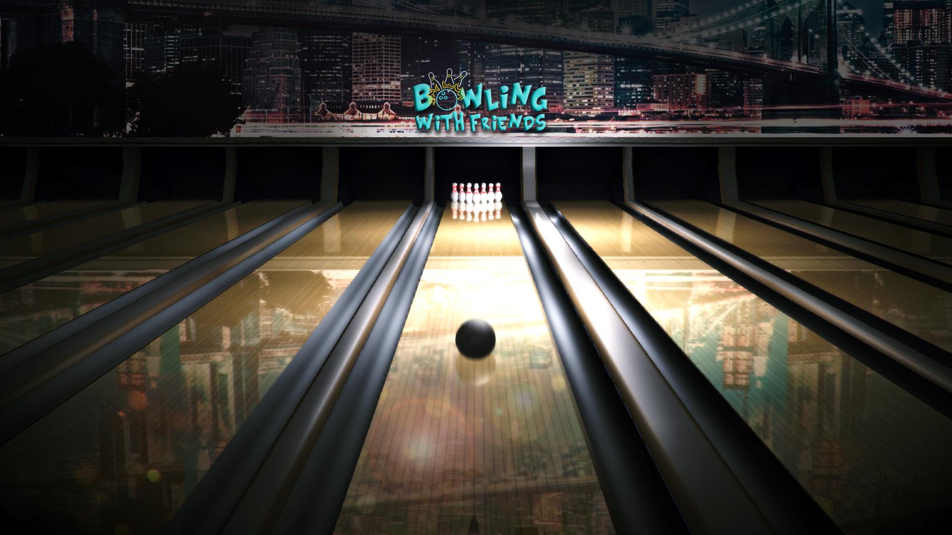 Bowling Pro 2016 — Ten Pin Multiplayer Strike screenshot 1