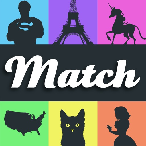 Match the Pics - the BEST picture puzzle game, EVER!