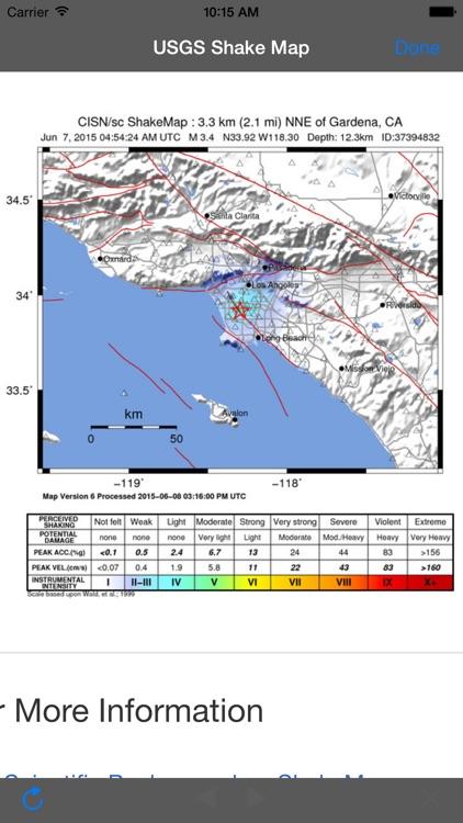 iFeltThat Earthquake