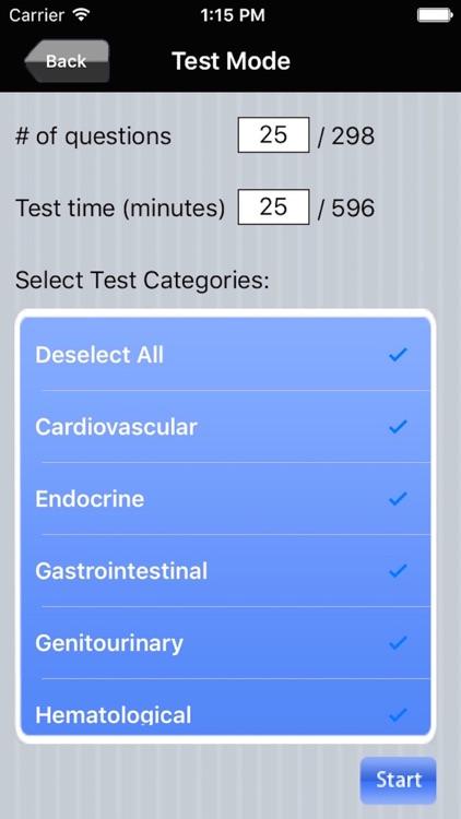 Medical-Surgical Nursing Exam Prep screenshot-3