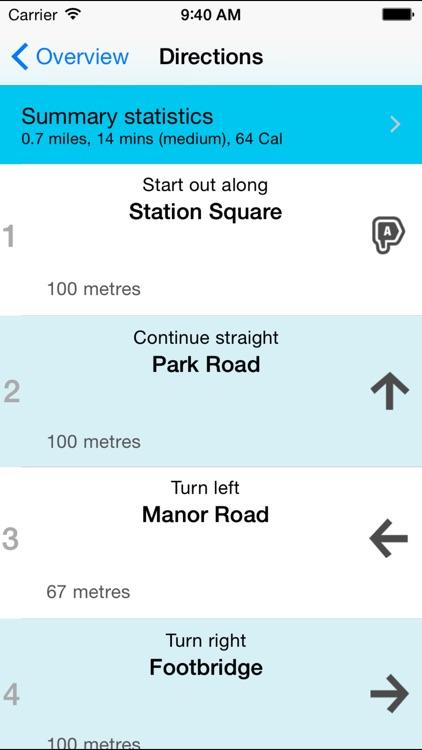 Walkit Network West Midlands screenshot-3