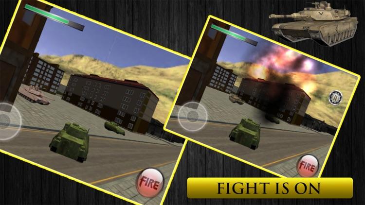 Urban Tank War - Assault in City screenshot-3