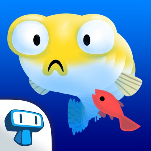 Bob the Blowfish - The Moody Virtual Fugu Fish