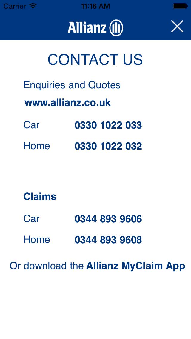Allianz Taxi Meter screenshot four