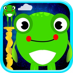 Froglet jump - cool sweetgreen frog fun game for teens ever