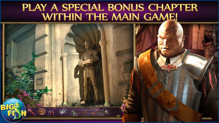 The Secret Order: Masked Intent - A Hidden Objects Adventure screenshot-3