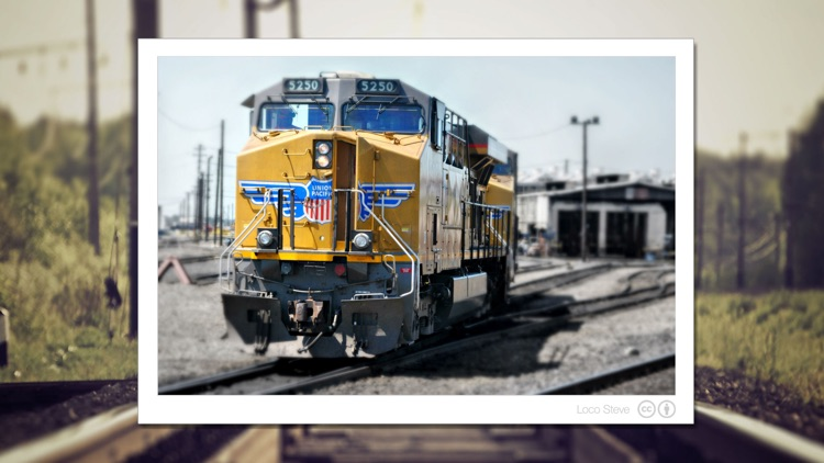 Big book of TRAINS - Puzzle and Picture book screenshot-4