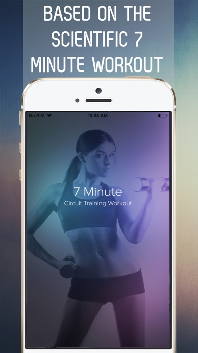 download 7 Minute Circuit Training Workout: At Home Cardio, Weights, and Bodyweight Exercises apps 2