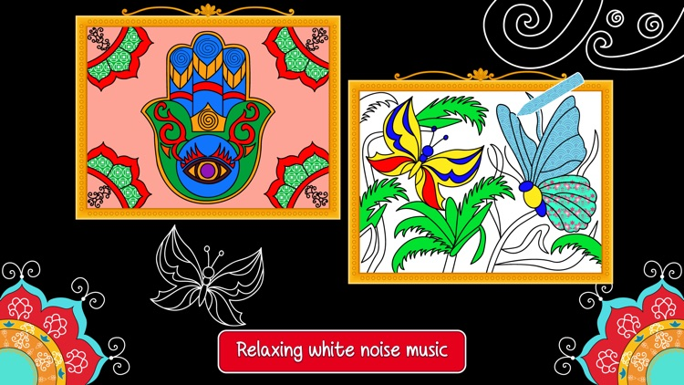 Balance Art Class: Stress Relieving Coloring Book for Adults FREE screenshot-3