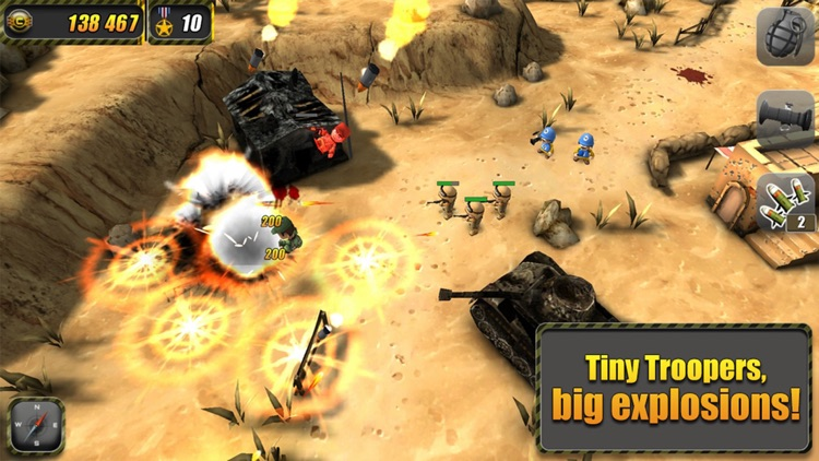 Tiny Troopers screenshot-0