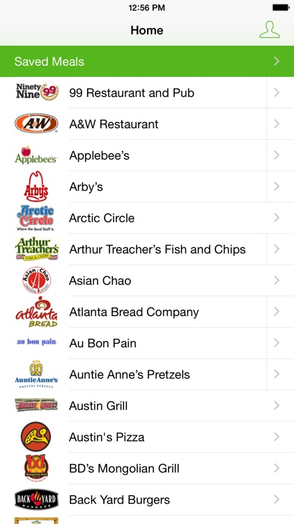 Zestar® Menu Pilot™ - Navigate Restaurant Nutrition screenshot-0