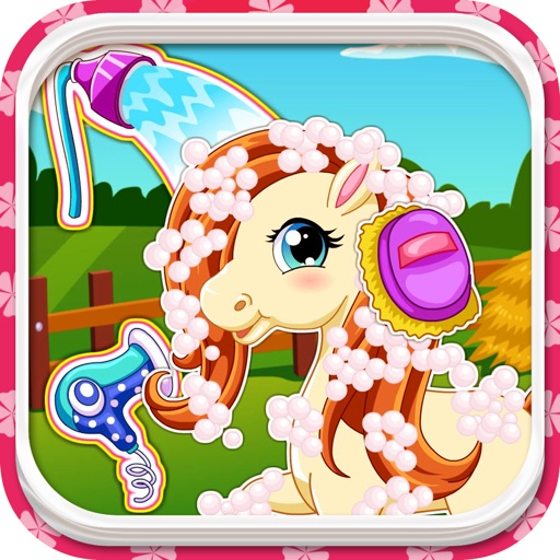Pony Hair Salon Games and Dress Up