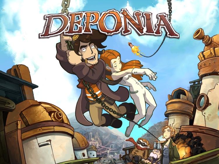 Deponia screenshot-0