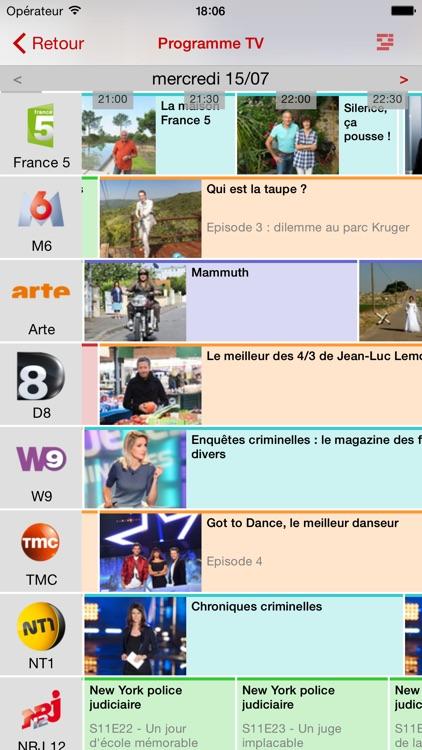 Freebox Compagnon / Ma Freebox screenshot-3