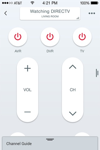 Peel Smart Remote screenshot 4