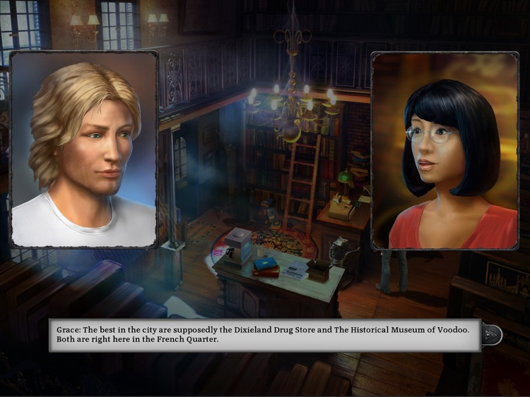 Gabriel Knight: Sins of the Fathers 20th Anniversary Edition screenshot-0