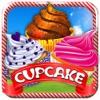 Cup Cake Factory Match Saga