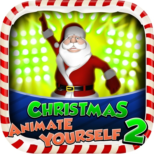 Christmas Animate Yourself 2 icon
