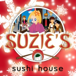 Suzie's Sushi House - Holiday Remix