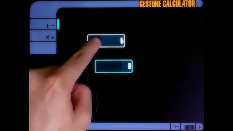 Gesture Calculator screenshot-2