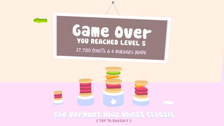 Monster Want Burger screenshot-4