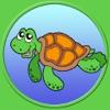 我最喜欢的龟 - 免费游戏的孩子