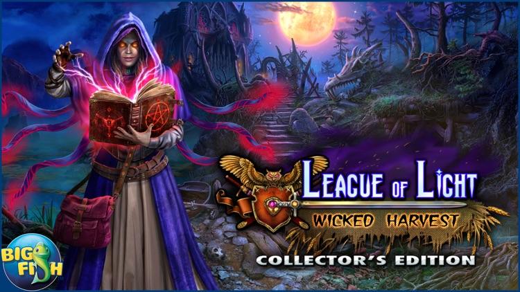 League of Light: Wicked Harvest - A Spooky Hidden Object Game (Full) screenshot-4