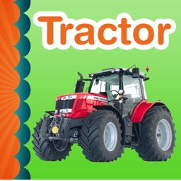Tractors, Cars and Planes videos for kids