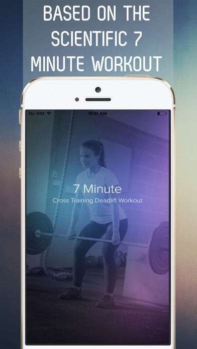 download 7 Minute Cross Training Deadlift Workout for Back, Butt, Legs, and Hips apps 2