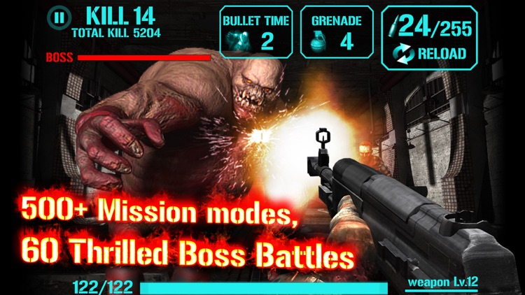 GUN ZOMBIE screenshot-1