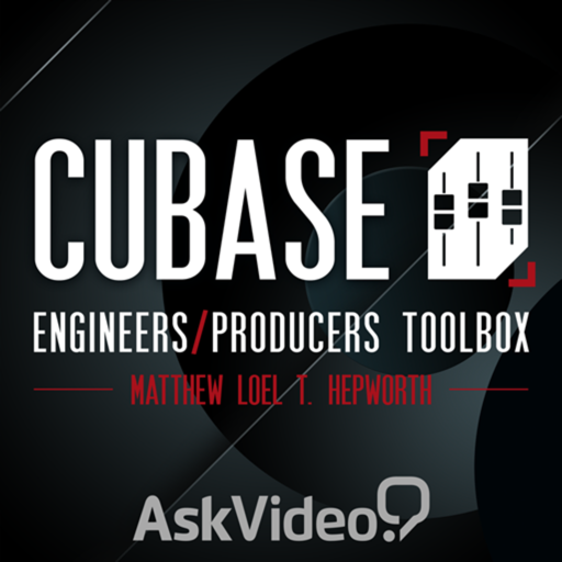 AV for Cubase 7 103 - Engineers and Producers Toolbox