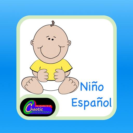 Niño Español (Toddler Spanish)