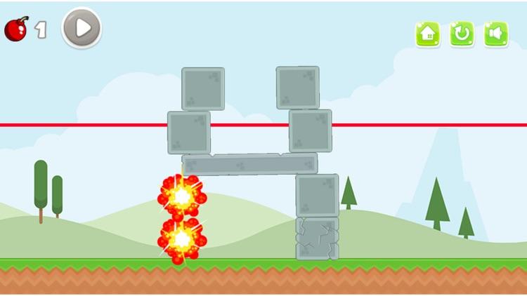 Block Bomber World - Super Brick Building Destroyer Games