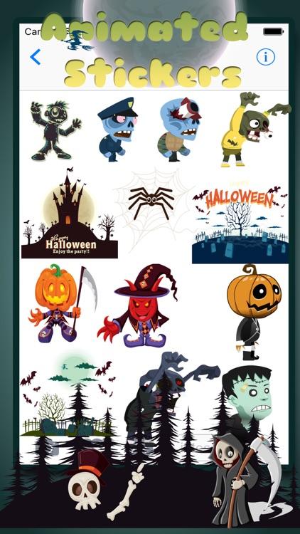 HalloMoji  Halloween Stickers & Emojis