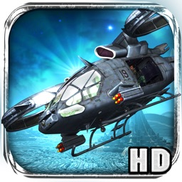 Helicopter vs Robot Free HD - A battle to control the future of the Planet - Lite Version
