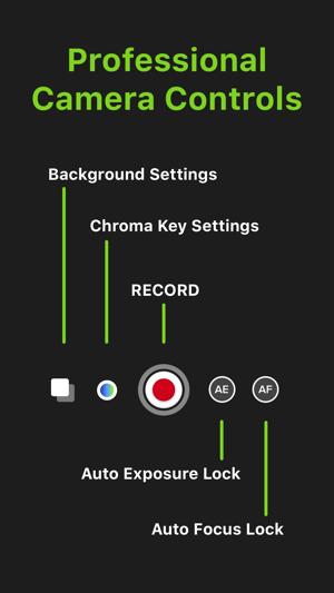 Green Screen Pro - The Chroma Key Camera