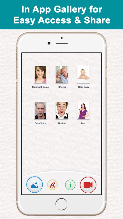Voice Changer Video Booth with Funny Voice Effect screenshot-3